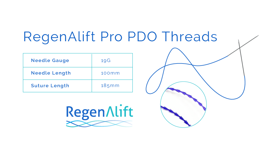 Lifting PDO Threads – RegenAlift Pro PDO Threads spesifications